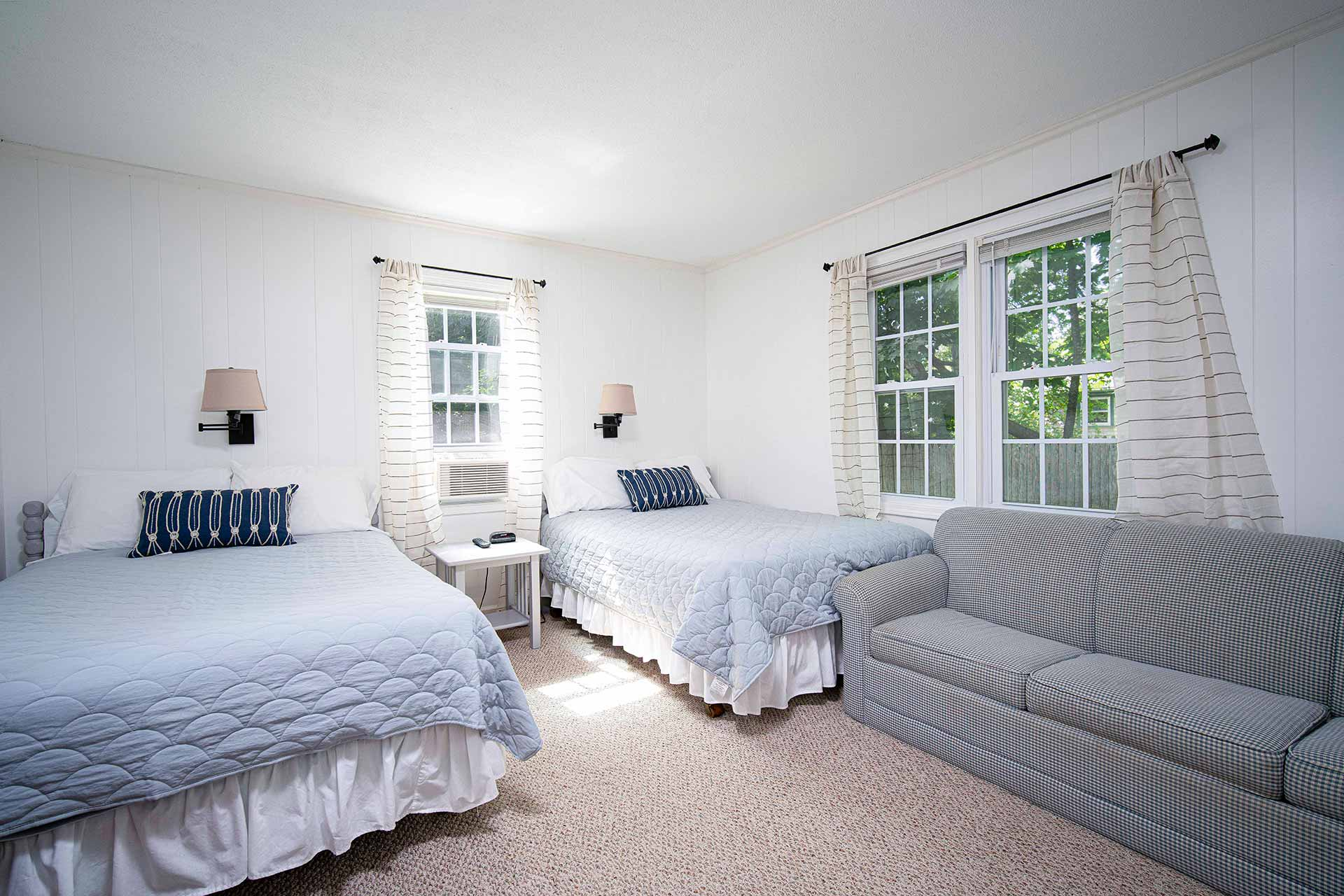 Cape Cod 1 Bedroom Vacation Rental Beds View