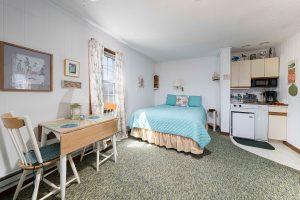 Cape Cod Studio Rental Living Area